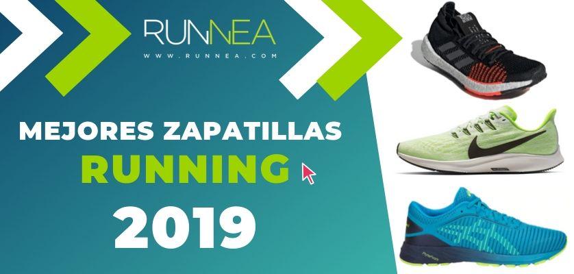 Las mejores zapatillas running 2019