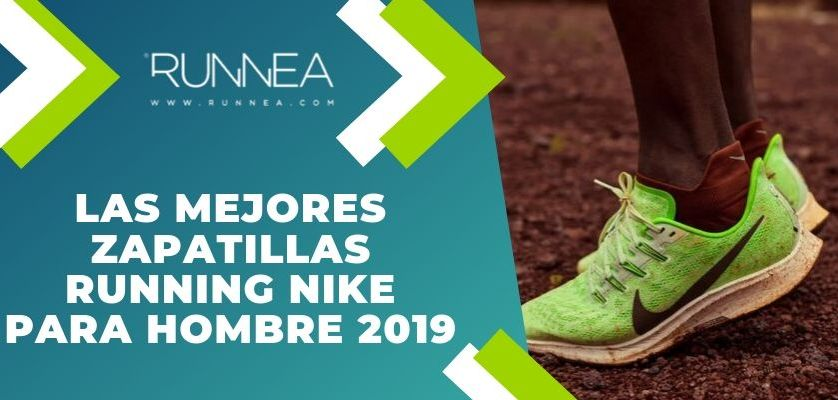10 mejores zapatillas running hombre Nike 2010