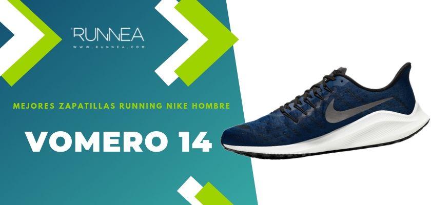 zapatillas running hombre nike vomero