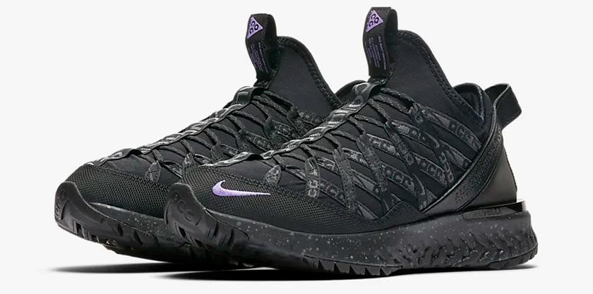 Nike ACG React Terra Gobe, todos sus puntos clave - foto 1