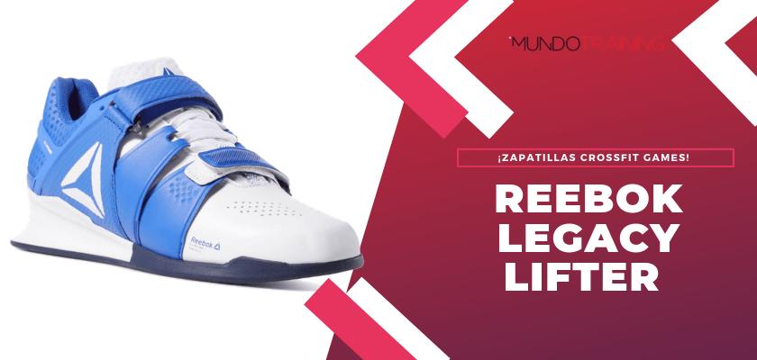 Las mejores zapatillas Reebok CrossFit Games - Reebok Legacy Lifter