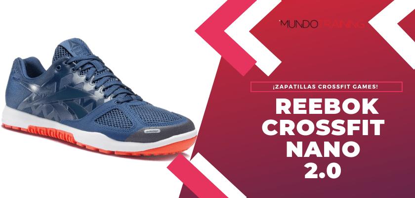 Las mejores zapatillas Reebok CrossFit Games - Reebok Crossfit Nano 2.0