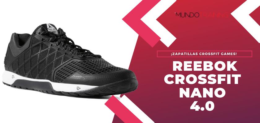 Las mejores zapatillas Reebok CrossFit Games - Reebok CrossFit Nano 4.0
