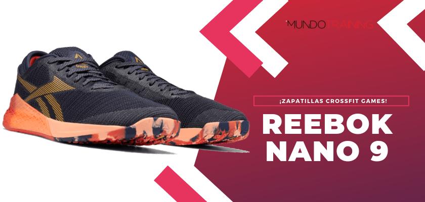 Las mejores zapatillas Reebok CrossFit Games - Reebok Nano 9