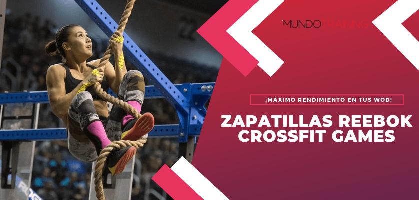Las mejores zapatillas Reebok CrossFit Games