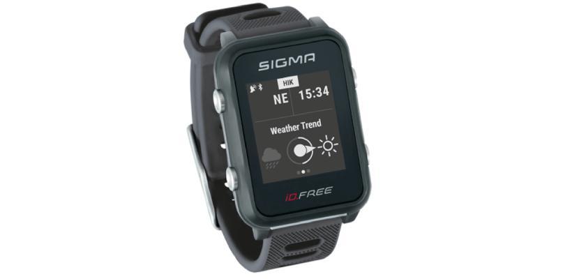 Sigma Sport iD.Free, caracteristicas principales