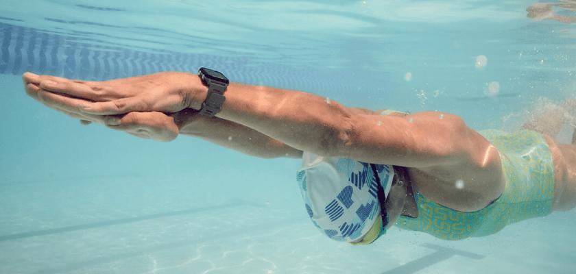Sigma Sport iD.Free, natación