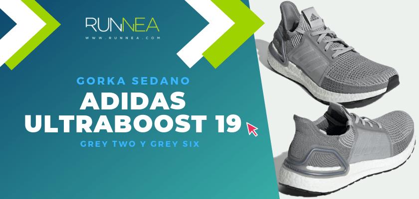 Los colores favoritos de la adidas Ultraboost 19 del equipo de Runnea - Gorka Sedano