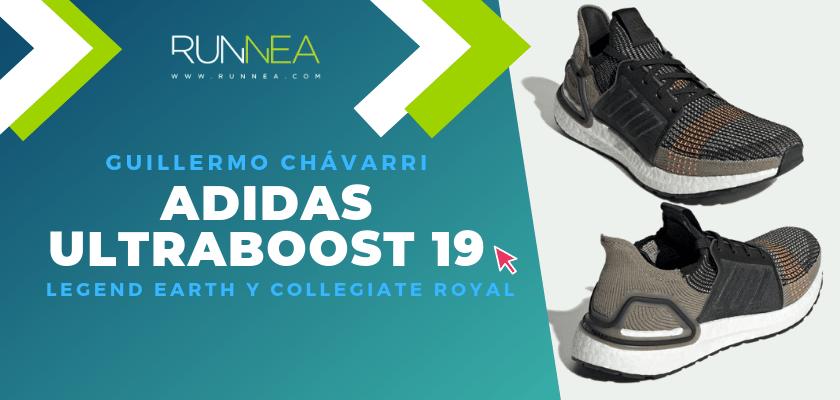 Los colores favoritos de la adidas Ultraboost 19 del equipo de Runnea - Guillermo Chávarri