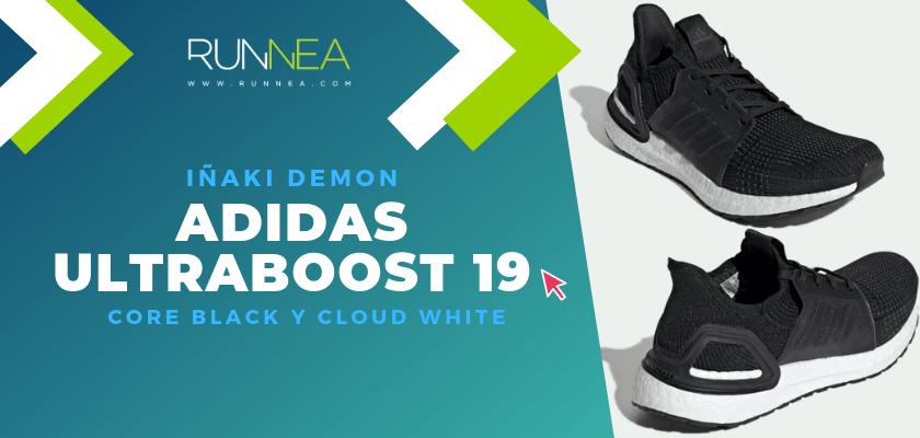 Los colores favoritos de la adidas Ultraboost 19 del equipo de Runnea - Iñaki Demon