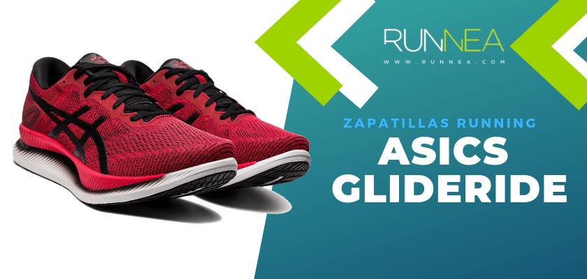Zapatillas de running ASICS adaptadas a tu objetivo de carrera - ASICS GlideRide