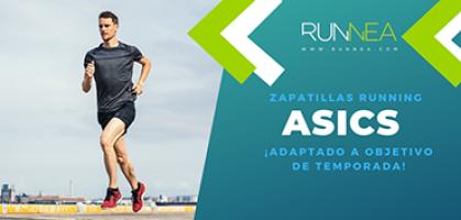 ¿Cómo escoger tu zapatilla de running de ASICS adecuada a tu objetivo de temporada?