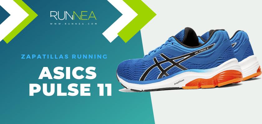 Zapatillas de running ASICS adaptadas a tu objetivo de carrera - ASICS Pulse 11