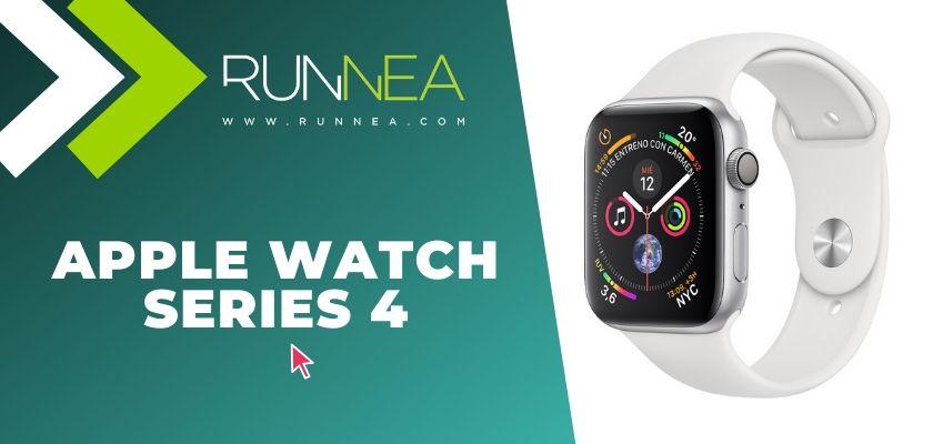 10 mejores relojes deportivos para mujer 2019, Apple Watch Series 4