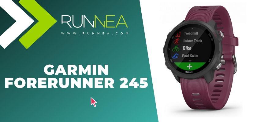 10 mejores relojes deportivos para mujer 2019, Garmin Forerunner 245