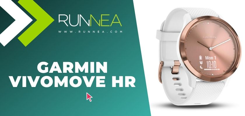 10 mejores relojes deportivos para mujer 2019, Garmin Vivomove HR