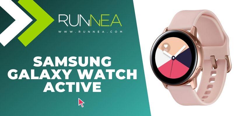 10 mejores relojes deportivos para mujer 2019, Samsung Galaxy Watch Active