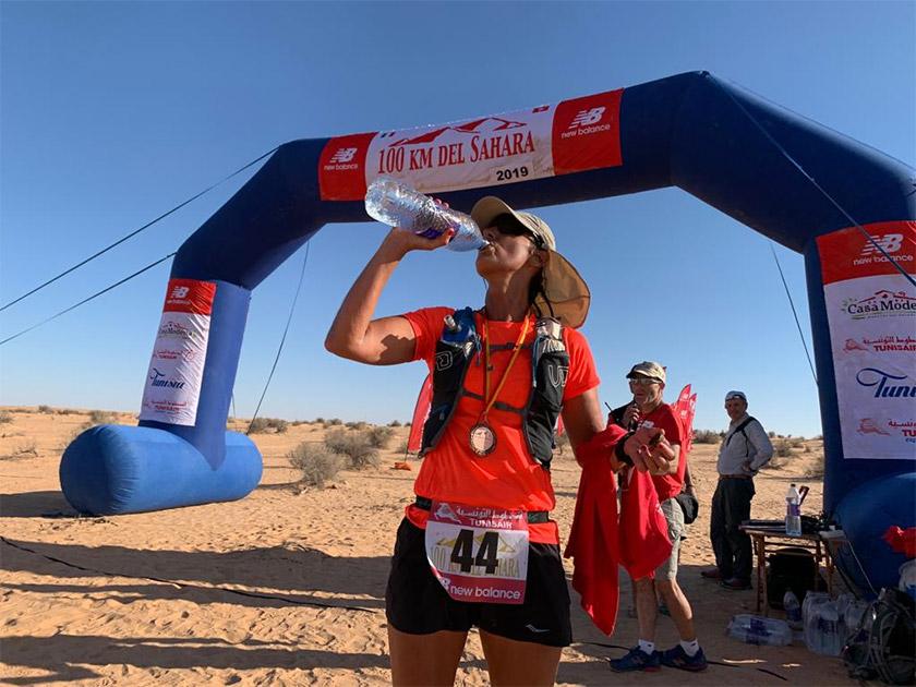 100kms. del Sahara 2019, logística de una carrera en el desierto - foto 3