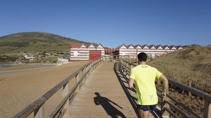 11 ejercicios de fuerza para correr una media maratón, individualización