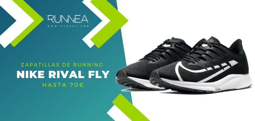 Las 15 zapatillas running de Nike más destacadas por rango de precios, Nike Rival Fly
