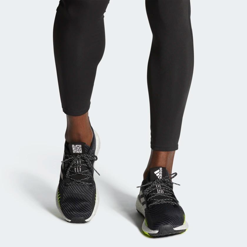 adidas Pulseboost HD, zapatilla de entrenamiento para correr por ciudad en invierno - foto 5