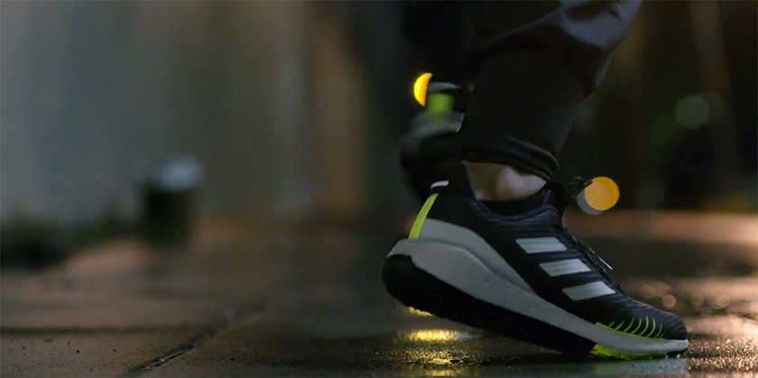 adidas Pulseboost HD Winter, upper con nailon balístico - foto 3