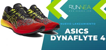 ASICS Dynaflyte 4, la zapatilla de running mixta que no te querrás quitar para correr rápido