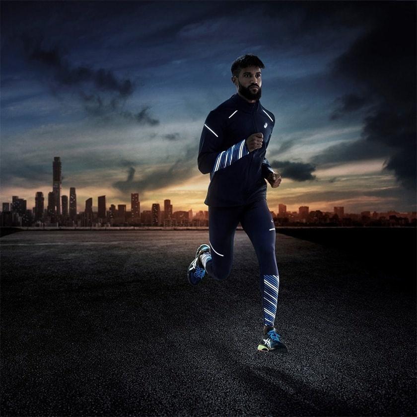 Zapatillas de running ASICS Lite Show para correr de noche, sus modelos más destacados - foto 1