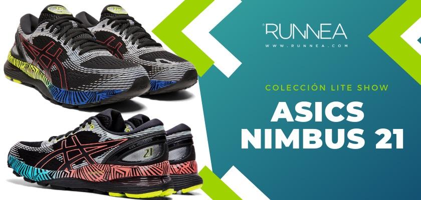 Zapatillas de running ASICS Lite Show - ASICS Nimbus 21