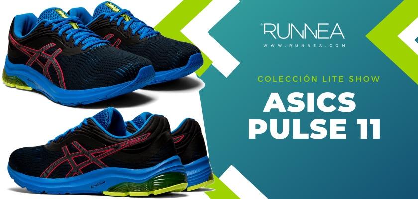 Zapatillas de running ASICS Lite Show - ASICS Pulse 11