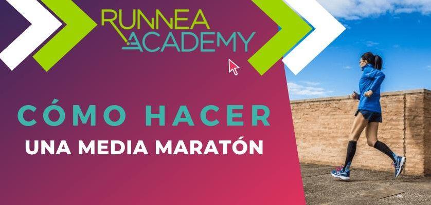 Cómo hacer una media maratón: la importancia de seguir un plan de entrenamiento individualizado