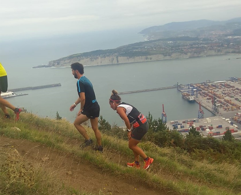 Doble crónica de carreras de trail running por Lexuri Crespo - foto 5