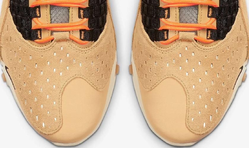 Nike React Sertu upper