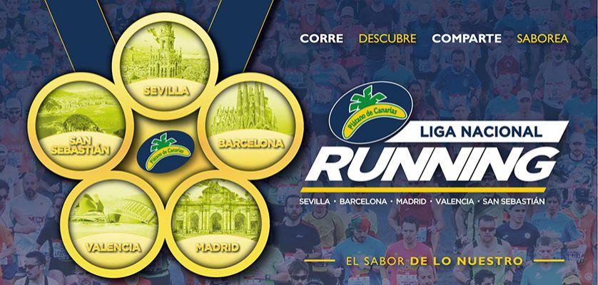 Runnea Academy se convierte en la plataforma de entrenamiento del Circuito Nacional de Running Plátano de Canarias