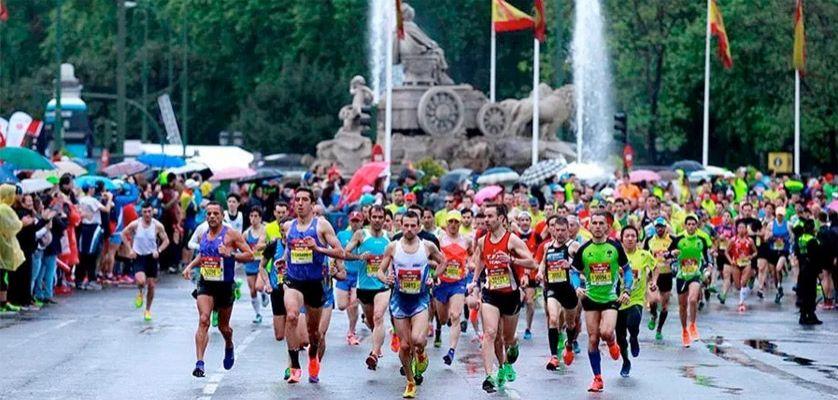 Maratón Madrid 2020