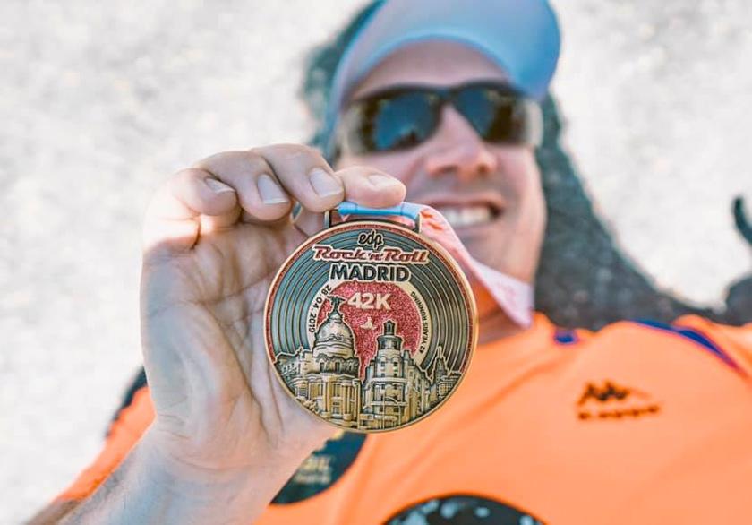 Así se vivió el EDP Rock 'n' Roll Madrid Maratón 2019