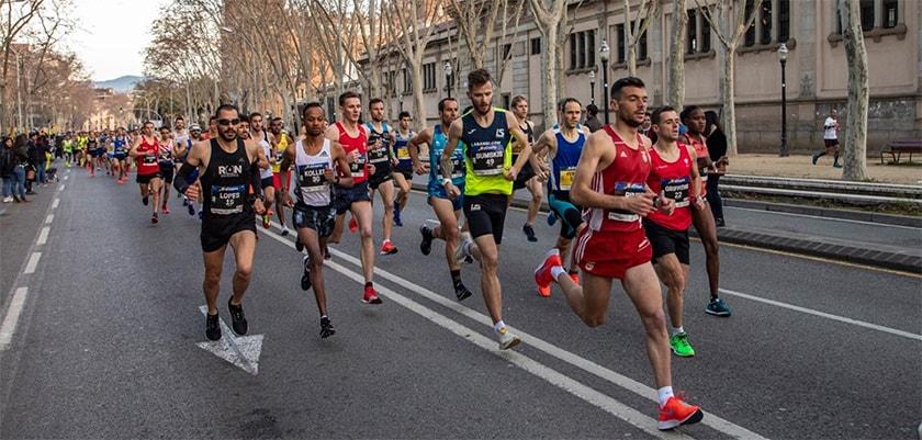 Mitja Marató Barcelona 2020, detalles de inscripción y recorrido - foto 2