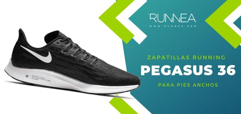 Las 4 zapatillas de running de Nike, Nike Pegasus 36