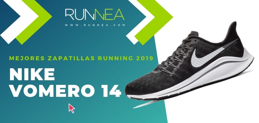 Las mejores zapatillas running 2019, Nike Vomero 14