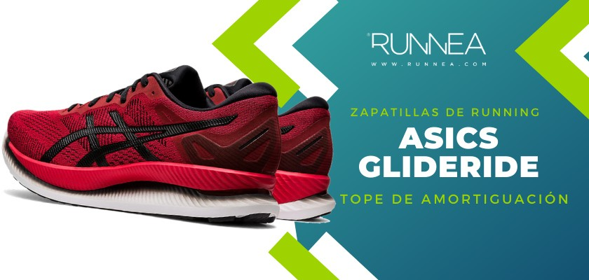 Mejores zapatillas de running 2019 para corredores de pisada neutra - ASICS Glideride
