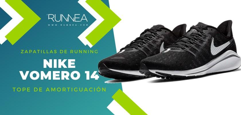 Mejores zapatillas de running 2019 para corredores de pisada neutra - Nike Vomero 14