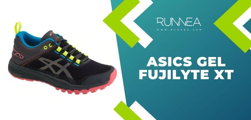 6 mejores zapatillas de trail running ASICS para los runneantes principiantes y experimentados, ASICS Fujilyte XT
