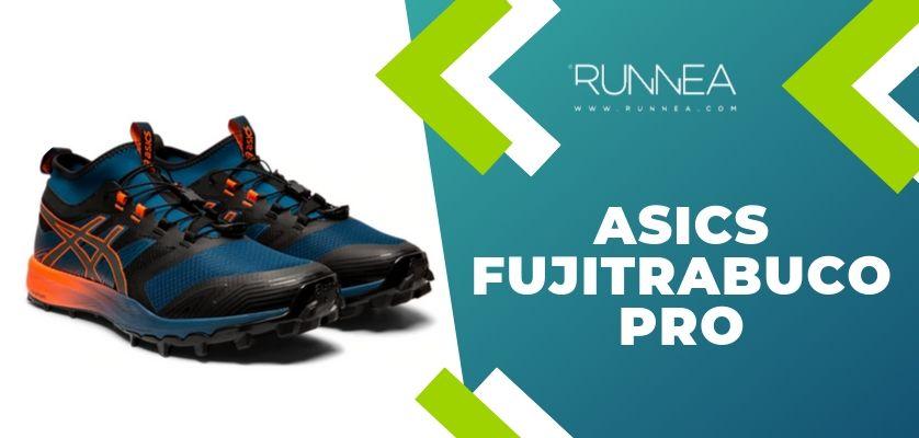 6 mejores zapatillas de trail running ASICS para los runneantes principiantes y experimentados, ASICS Fujitrabuco Pro
