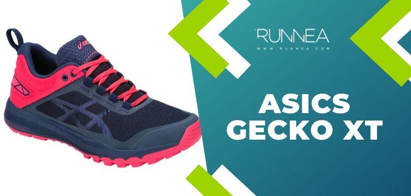 6 mejores zapatillas de trail running ASICS para los runneantes principiantes y experimentados, ASICS Gecko XT