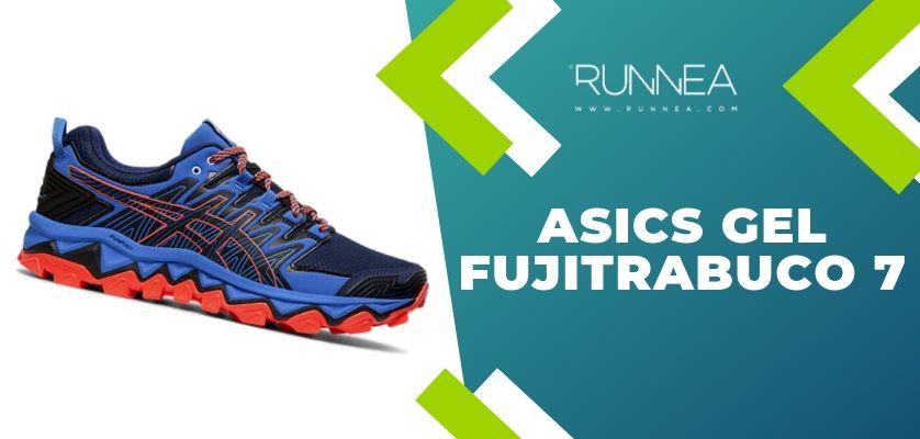 6 mejores zapatillas de trail running ASICS para los runneantes principiantes y experimentados, ASICS Gel Fujitrabuco 7