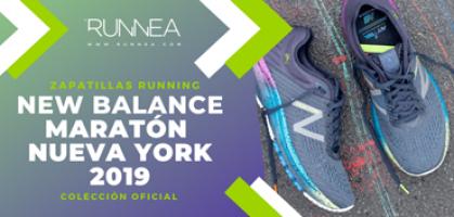 New Balance FuelCell Echo y New Balance 1500v6, las zapatillas de running oficiales del Maratón Nueva York 2019