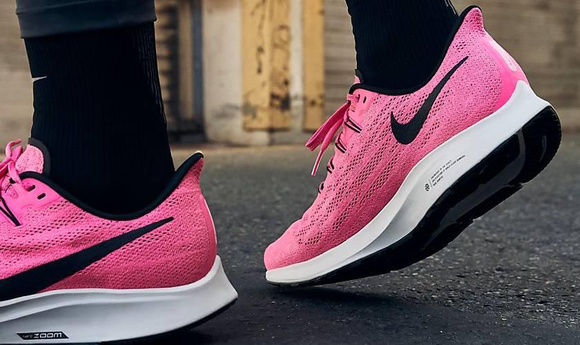 Nike Air Zoom Pegasus 36 4 claves de su éxito, colores