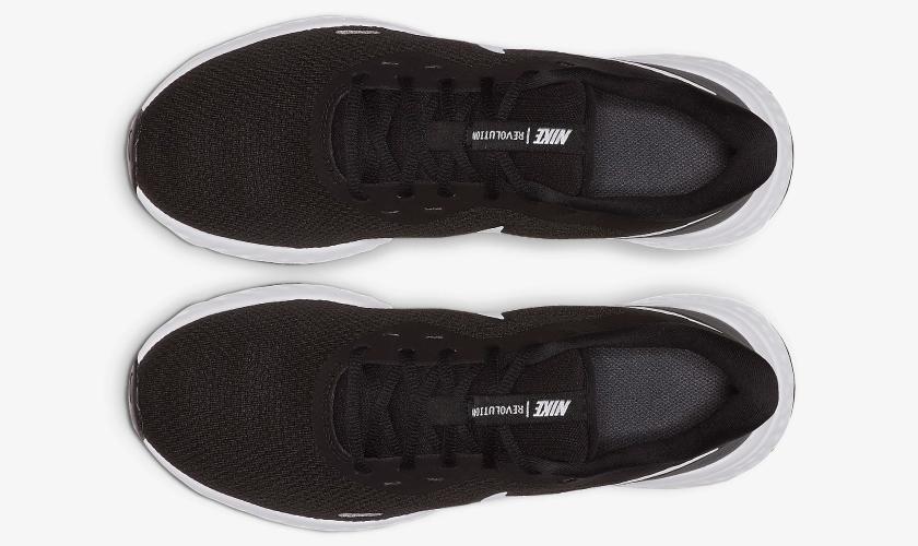 Nike Revolution 5 upper