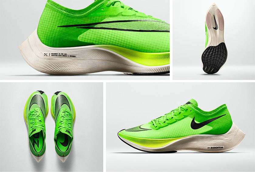 Zapatillas de running Nike ZoomX Vaporfly Next%, con placa de carbono y espuma ZoomX - foto 4