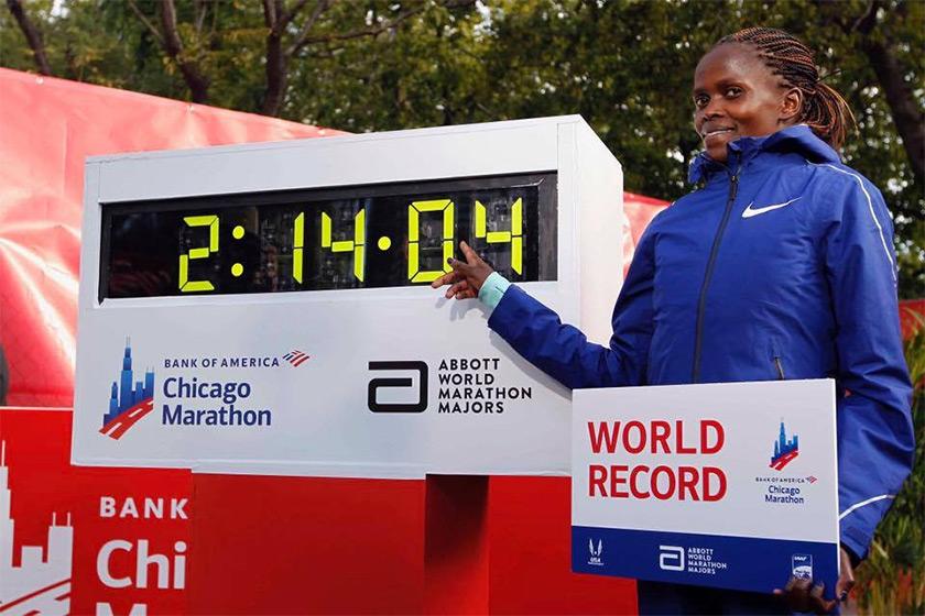 ¿Por qué las Nike ZoomX Vaporfly Next% son las zapatillas de maratón más rápidas? - foto 2